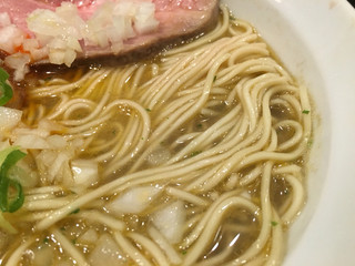 丿貫 - 細麺