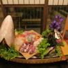 山水荘 - 料理写真:舟盛り(二人前盛り)