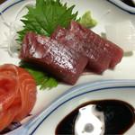 お宿 花風月 - 料理写真:虹鱒のお刺身