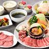 炭火焼肉・もつ鍋 まん福 - 料理写真:特選和牛セット