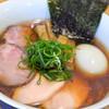 渦雷 - 料理写真:地鶏と和出汁「醤油中華そば全部乗せ」