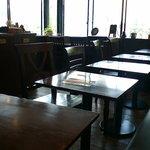 coffee shop KAKO - 2F店内の様子