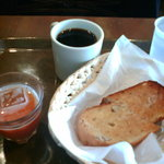 coffee shop KAKO - モーニング(ドリンク代のみ)