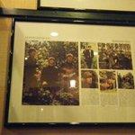 ロンドンティールーム - 大好きなThe Beatles