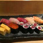 すし処 咲真 - 料理写真:上寿司