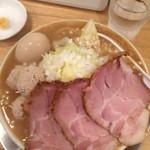49502819 - 極・力皇麺 全部のせ
