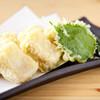 自家製ごま豆冨の天ぷら