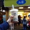 50嵐 - ドリンク写真:Big bubble Milk Tea(M 35元)