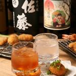 串揚げ 串坊主 - 美味しい串揚げとお酒!焼酎、梅酒豊富です!