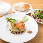 Healthy Cafe SANTE - 料理写真:本日のランチ(イメージ)