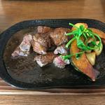 shohokamin - 鉄板ステーキ