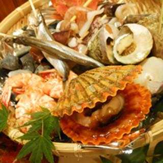 牛深港で獲れたての新鮮な旬の味をお楽しみ下さい!