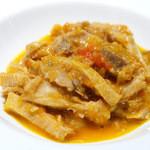 49509334 - トリッパとギアラのフィレンツェ風トマト煮(半量)