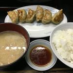 49510090 - 餃子定食 700円