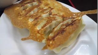 中華食堂一番館 - 「餃子5ヶ」アップ