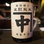 日本酒宿七色 - 日本酒 カネナカ