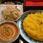 インド料理 マナカマナ - カレーライスセット
