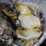 炭火焼き 華火 - 料理写真:アワビ