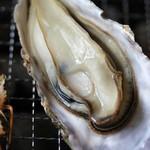 炭火焼き 華火 - 牡蠣