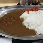 名代 箱根そば - カレーライス 440円♪