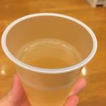 蔵の湯 - ドリンク写真:黒酢ジュース 100円
