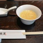 49516104 - 2016/04 スープ 菜根譚お弁当 1,800円