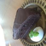大和田カフェ - クラシックデビルスフードケーキ