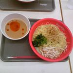 スガキヤ - ざるラーメン(麺量が1.5倍)¥410 2016.4.8