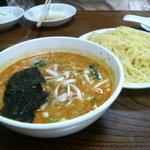 中華料理 華宴 - 坦タンつけ麺