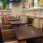 ノードカフェ - 店内(2016年3月)