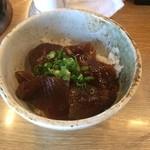 49521332 - カツオづけ丼