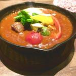 49521549 - 野菜のカレー