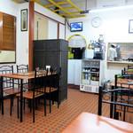 南インド料理 マハラニ - 南インド料理マハラニ 店内の様子