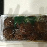 長澤商店 - 料理写真:肉団子 10個で300円