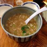 銀座 朧月 - スープ割