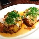 坐・和民 - 若鶏の有機大根おろしポン酢