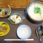 49524971 - 丸雑炊のアップ