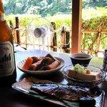 亀山家 - おでん・冷奴・にしん・ビール・日本酒