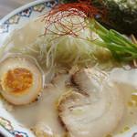 FARO 花楼 - ランチ:鶏白湯そば/830円(税込)