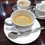 ルール ブルー - コーヒー