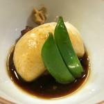 きん田 - (2014年6月)豚の角煮とお餅