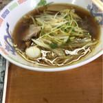 松風亭 - 料理写真:丼はプラスチック