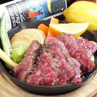 ガツン!と肉料理