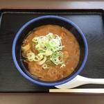 弁菜亭 - カレー蕎麦、460円です。