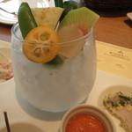 JIMI - 旬野菜のバーニャカウダ