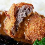 49536132 - 季節野菜の松阪豚カレー