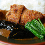 49536136 - 季節野菜の松阪豚カレー