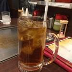 横濱こてがえし - ウーロン茶ジョッキ