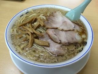 安福亭 本店 - 老麺(ラーメン)