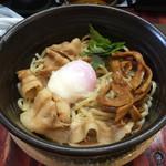 傾奇御麺 - 料理写真:油そば  250g